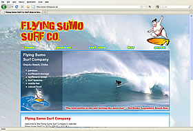 Flying Sumo Surf Company