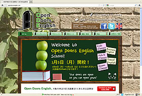 Open Doors English